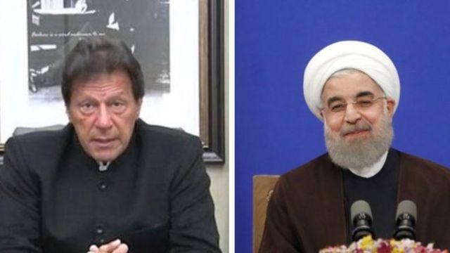 حسن روحانی اور عمران خان