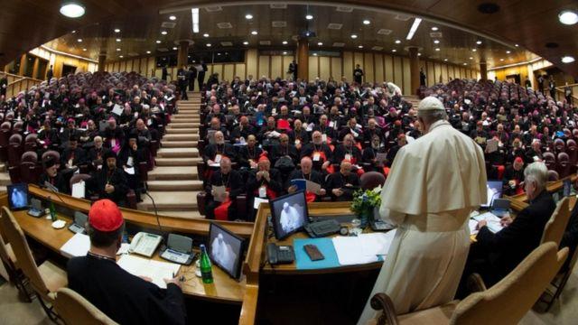 Папа Римський на саміті