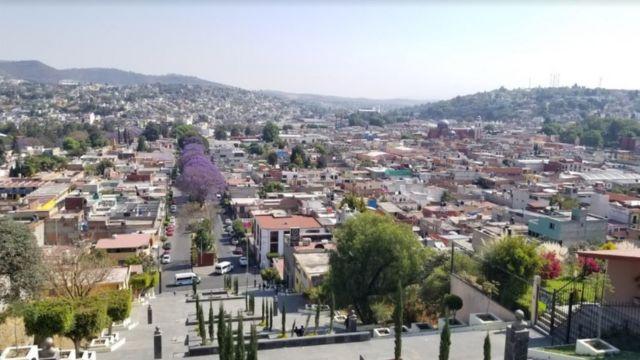 Vista de Tlaxcala