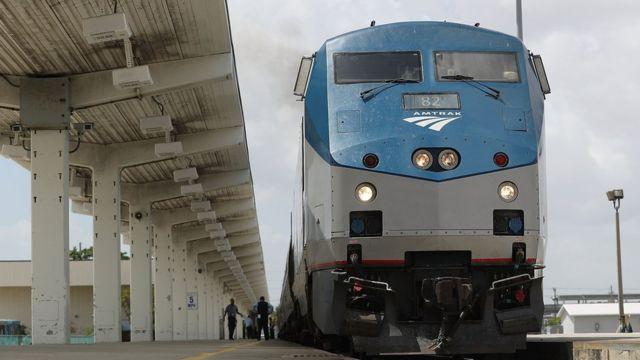 美国铁路公司