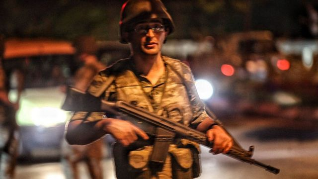 Турецкий военный