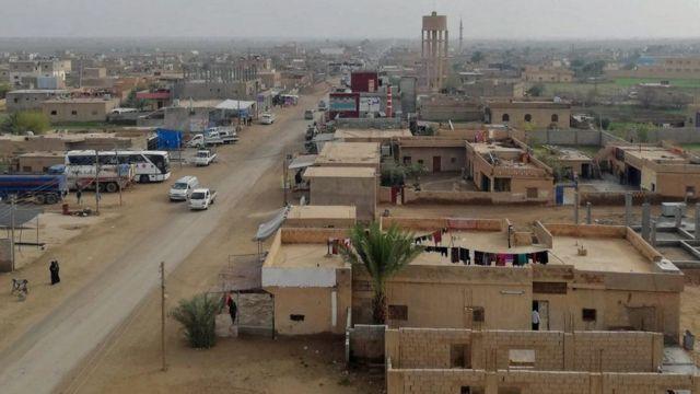 Células adormecidas do Estado Islâmico têm sido acionadas em cidades como al-Tayyana, em Deir al-Zour