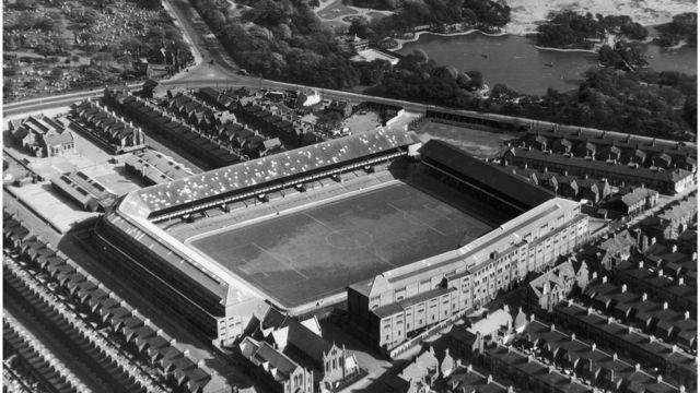 Gudison Park, stadion Evertona