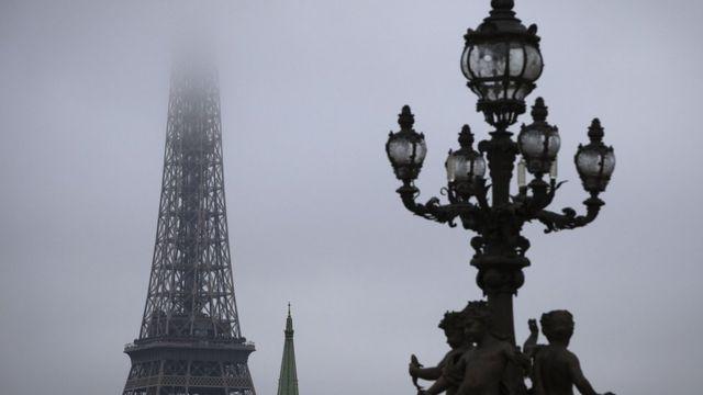 Gurbatacciyar iska a Paris