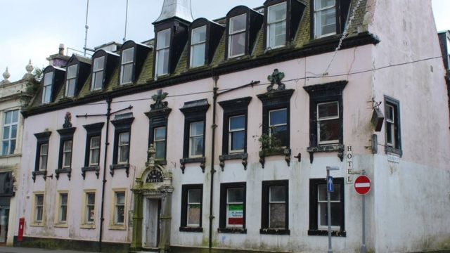 George Hotel safety road closure 'havoc' fears in Stranraer