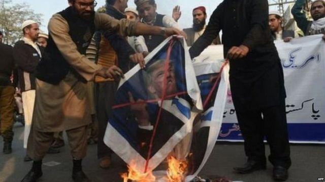 Donlad Trump, Pakistan