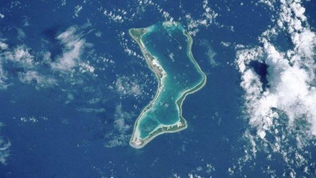 چاگوس جزائر
