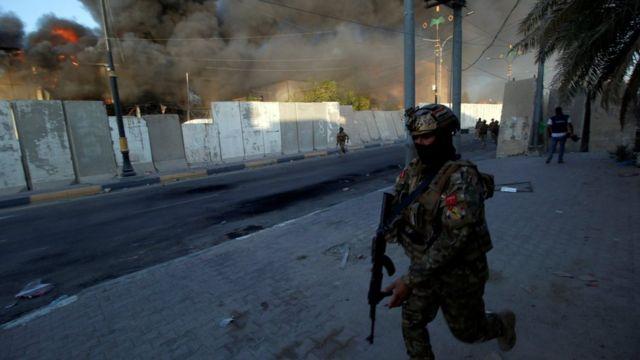 عراقی فوجی