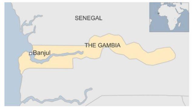Le parlement a aussi approuvé l'état d'urgence décrété par M. Jammeh.