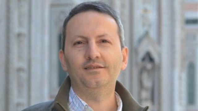 آقای جلالی به دعوت دانشگاه تهران به ایران رفته بود
