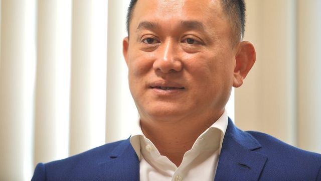 นายสแตนลีย์ กัง ประธานหอการค้าต่างประเทศในประเทศไทย