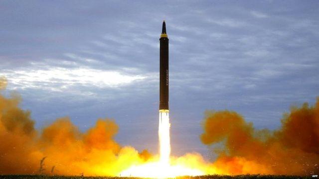 Missile, North Korea