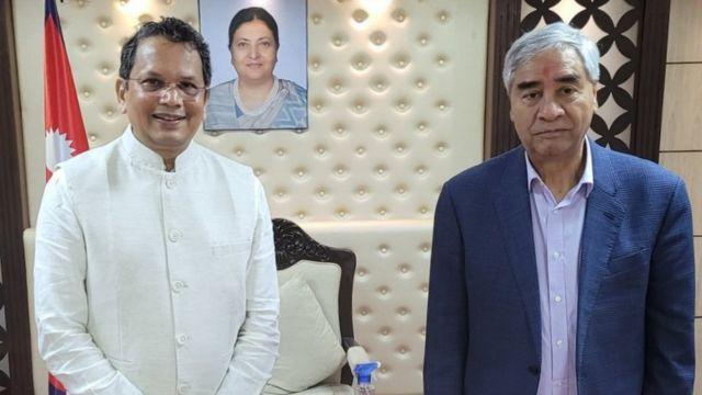 नेपाल भ्रमणमा रहेका भारतीय जनता पार्टीका नेता