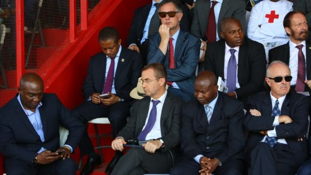 Burundi diplomats