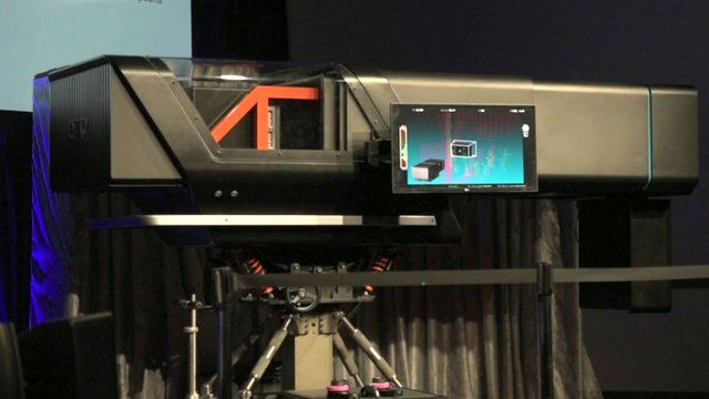 Lytro Cinema camera