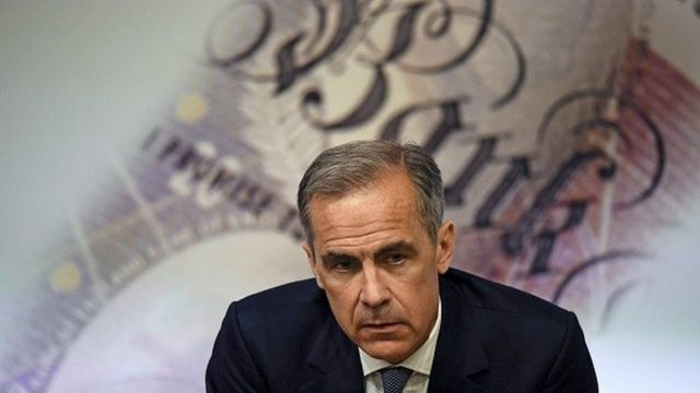 Evidence of an economic slowdown is growing – over to you Mr Carney