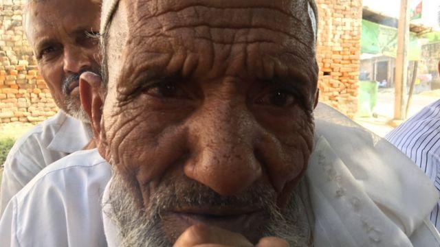 गांव का एक मुसलमान