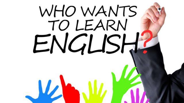 """Заставка проекта """"Уроки английского языка"""" на Би-би-си (тесты, лайфхаки """"Как выучить английский"""", викторины BBC Learning English, видео, аудио, мультфильмы """"Английский на каждый день"""")"""