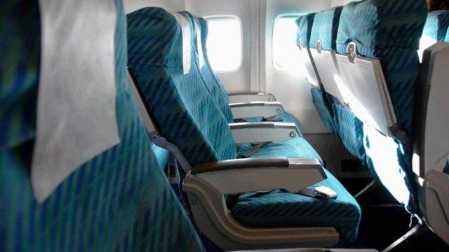 हवाई जहाज की सीट