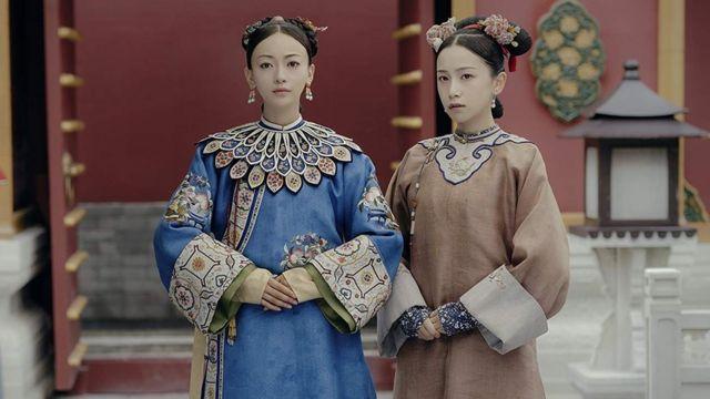 Escena de Historia del Palacio Yanxi