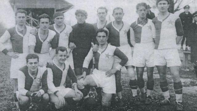 Ekipa Vojvodine iz 1933. godine