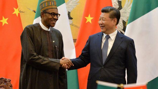 Ndị isiala Buhari na Jinping