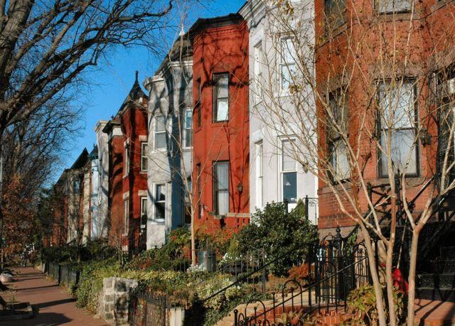 Casas en Washington D.C.