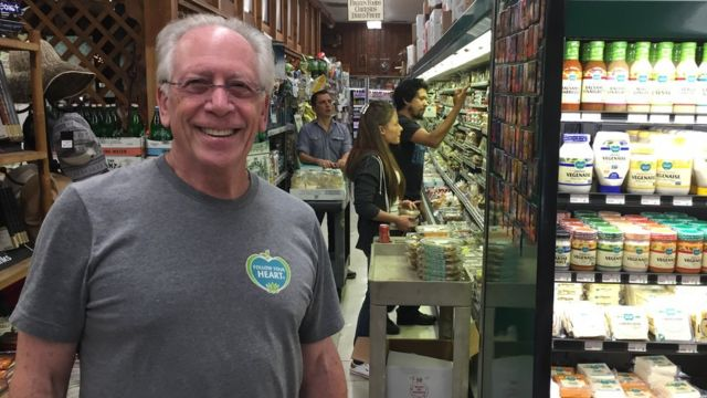 The vegan boss who followed his heart and made millions