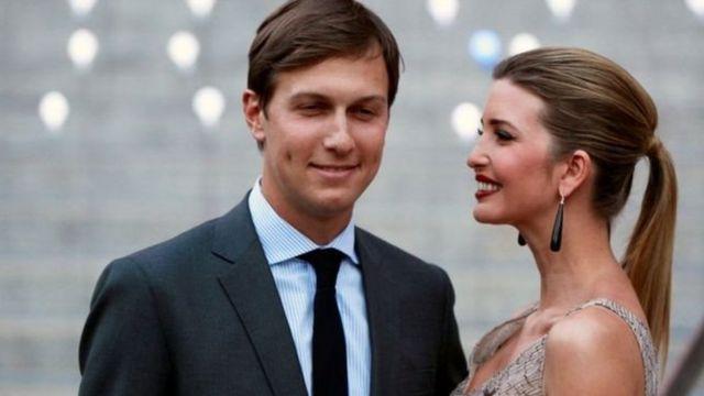 Jared Kushner Donald Trump-ın qızı İvanka ilə evlidir