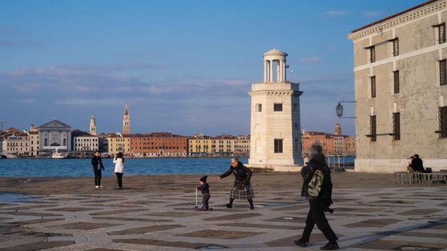 Венеція 10 березня