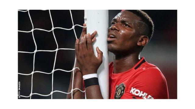 Paul Pogba alijunga na Manchester United kutoka Juventus kwa £89m Agosti 2016