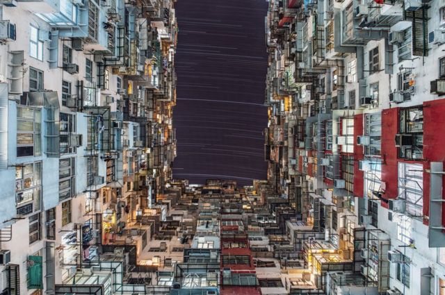 Luces de ciudad by Wing Ka Ho