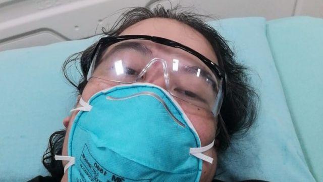 Kisah Dokter Penyintas Covid 19 Hal Sederhana Untuk Membangkitkan Semangat Hidup Pasien Covid 19 Bbc News Indonesia