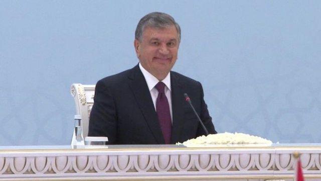 Шавкат Мирзиёев 2016 йилдан бери мамлакатни бошқаради