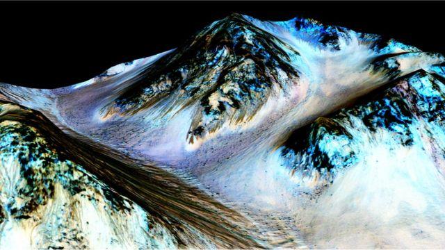 NASA bildirib ki, onun özüyeriyən qurğuları Marsda hələlik həyatın ibtidai formalarını axtarırlar.