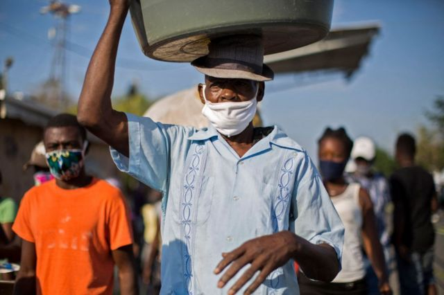 Frontera Dominicana y Haití