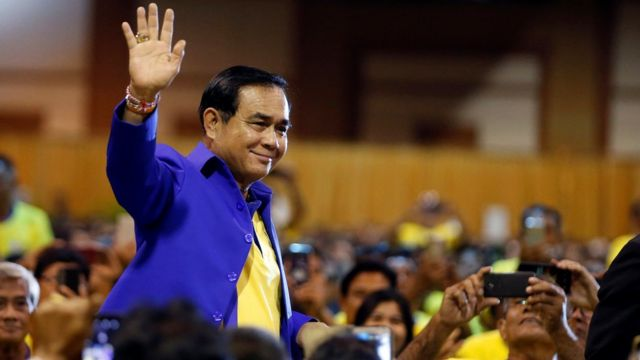 Thailand election: A vote for a hybrid democracy