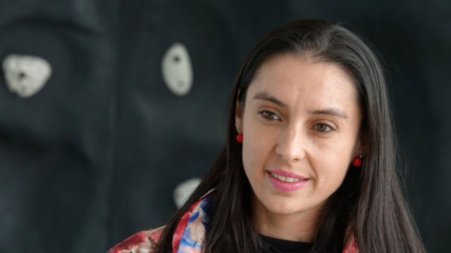 La neuropsicóloga Diana Fajardo