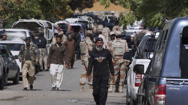 القنصلية الأفغانية في كراتش