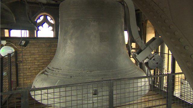 carillon big ben