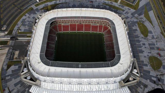 Pernambuco tem obras da Copa 2014 ainda incompletas
