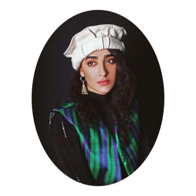 افغان خاتون