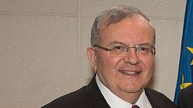 La police de Rio de Janeiro a retrouvé le corps de l'ambassadeur grec au Brésil, Kyriakos Amiridis, porté disparu depuis trois jours.