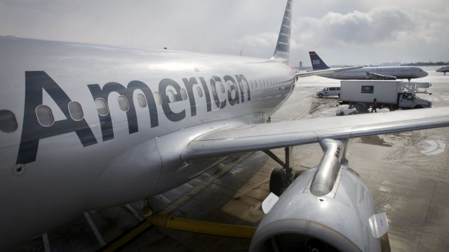 'Computer problems' halting some American flights now fixed