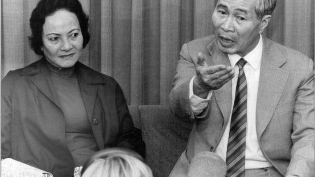 Ngoại trưởng Việt Nam Nguyễn Cơ Thạch