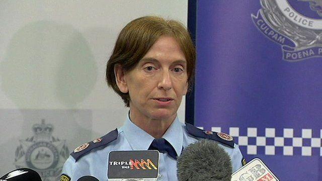 Deputy Commissioner Catherine Burn