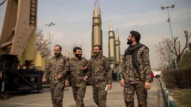 Іранські військові