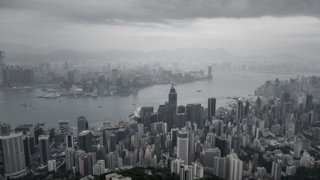 Hong Kong brokerage chairman missing