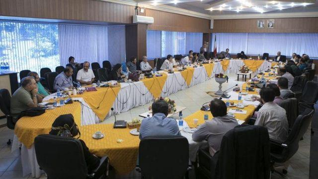 نشست هیئت موسس انجمن صنفی روزنامه نگاران استان تهران