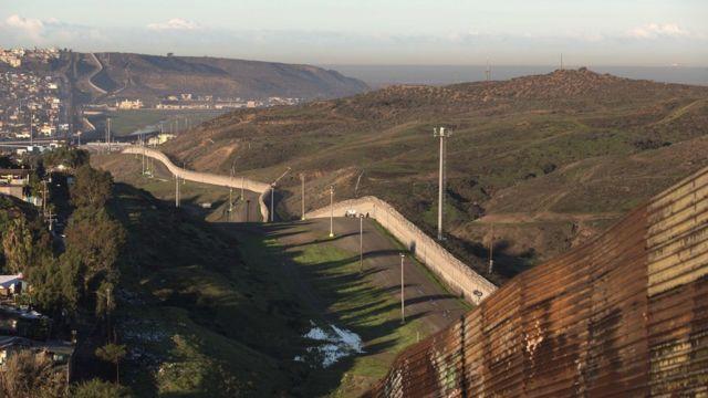میکسیکو دیوار